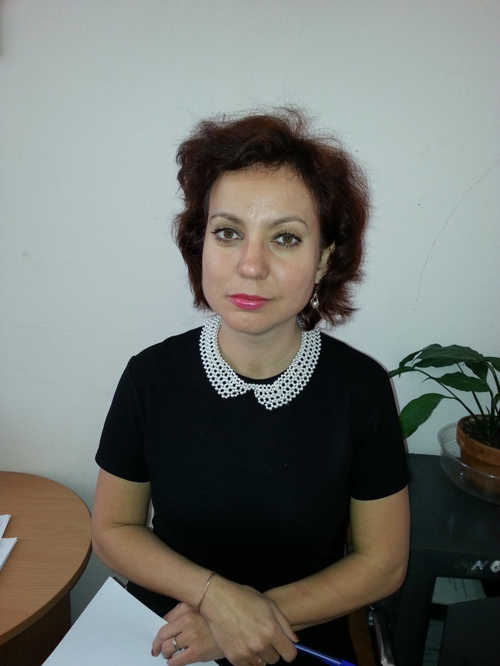 Кирьянова Дина Рафаэльевна