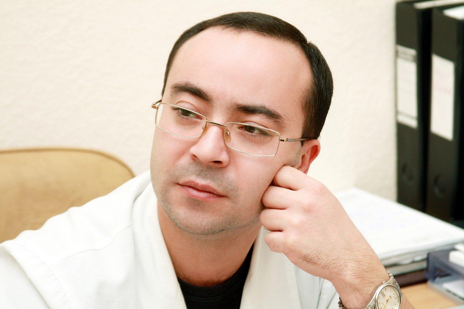 Фунден Роман Азизович