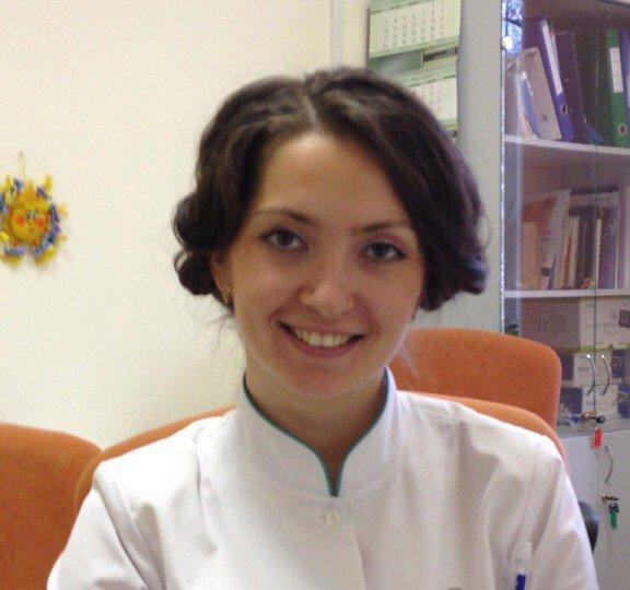 Захарченко Юлия Николаевна